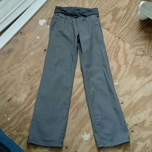 **LAST CHANCE* Prana Small Hiking Pants Yoga Waist